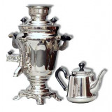 Samovar Nickel