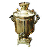 Samovar Classical coal 7 litres (Batashovskiy)