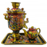 Samovar electric Lipetsk painting 7978
