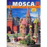 Book Guida di Mosca, italiano