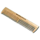 Wooden product Hairbrush from birch
