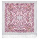 Pavlovo Posad Shawl Pavlovoposadskij silk lace, fringe 1193-2 Rowan...
