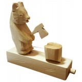 Bogorodskaya toy Bear cleaver