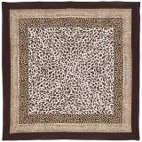 Pavlovo Posad Shawl Pavlovoposadskij silk lace, 89 x 89 847-17 Jaguar