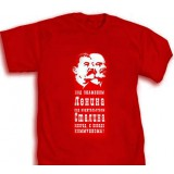 T-shirt XL Lenin - Stalin, XL