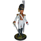 Tin soldier The Napoleonic wars The officer of the guards...