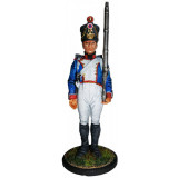 Tin soldier The Napoleonic wars A Fusilier of the 61st line...