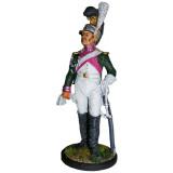 Tin soldier The Napoleonic wars Airman 1st company (Milan) Honorary...