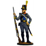 Tin soldier The Napoleonic wars An ordinary infantry regiment,...