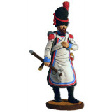 Tin soldier The Napoleonic wars Sapper of the 2nd infantry regiment...