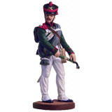 Tin soldier The Napoleonic wars Gunner (3 room) from army artillery...