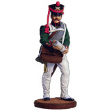 Tin soldier The Napoleonic wars Gunner (number 2) from army...