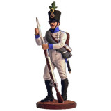 Tin soldier The Napoleonic wars A Fusilier of the 4th infantry...