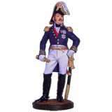 Tin soldier The Napoleonic wars Officer of the hussars. Baden, 1812