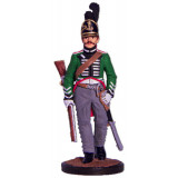 Tin soldier The Napoleonic wars Private chevaulegers regiment of...
