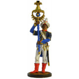 Tin soldier The Napoleonic wars Musician-bunjakovec regimental band...