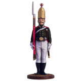 Tin soldier The Napoleonic wars A non-commissioned officer of the...