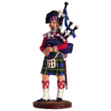 Tin soldier The Napoleonic wars Piper 92nd (Gordon) regiment of...