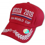 Headdress Baseball cap red, World Cup 2018, Russia