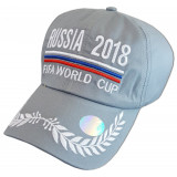Headdress Baseball cap grey, World Cup 2018, Russia