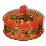 Khokhloma gift box 130x160