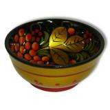 Khokhloma gift jam dish 40x90