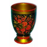 Khokhloma for food Vase for napkins 140h90