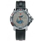 Watches men wrist, 811402 Vostok, komandirskie mechanical, Naval...