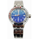 Watches men's mechanical self-winding Amphibian, Wostok, Submarine