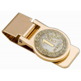 Products Zlatoust souvenir money clip, Ruble