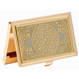 Products Zlatoust souvenir business card holder, Ornament