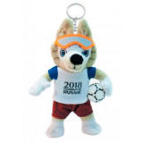 The world Cup 2018 keychain soft toy, Sabivka