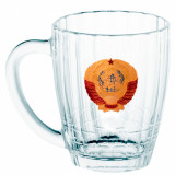 Ware beer mug, coat of Arms of the USSR