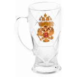 Ware mug for beer, in assortiment