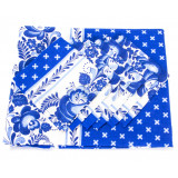 Textiles Kitchen set Gzhel, tablecloth + napkins 6 pieces