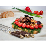 "Goods for picnic Skewer, ""Picnic"", 6 Pcs."