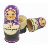 Nesting doll by customer specification flash drive 8 GB, nesting Doll