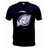 T-shirt L Gagarin, L, black