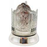 Cup holder The Coat of arms of Russia, Nickel