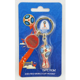 The world Cup 2018 keychain, Cup
