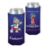 The world Cup 2018 World Cup 2018 thermic cover for cans of 0.33...