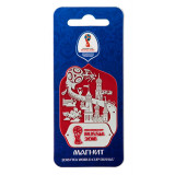 The world Cup 2018 2018 world Cup, PVC Magnet Russia