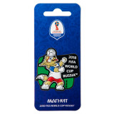 The world Cup 2018 2018 world Cup PVC magnet Clogging