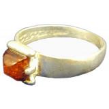 Amber ring R 0105-2