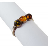 Amber ring traffic lights