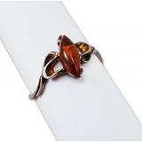 Amber ring Spark