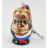Keychain Vladimir Putin in the black glasses