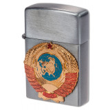Lighter The coat of arms of the USSR, Zippo