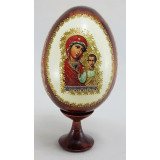 Items for Easter egg icon, the mother of God of Kazan, 11x5