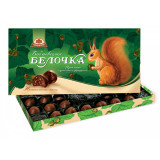 Chocolate Candy in a box, Squirrel, 400